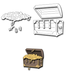 Frantic Stamper Precision Die - Treasure Chest