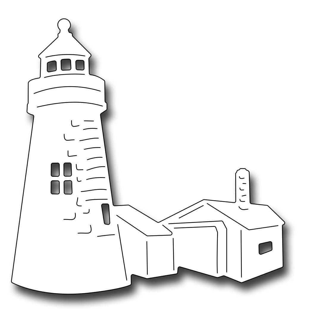 frantic stamper precision die lighthouse