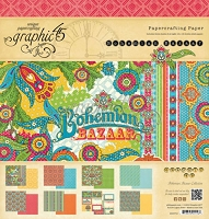Bohemian Bazaar Collection