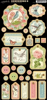 Graphic 45 -Botanical Tea Collection - 6