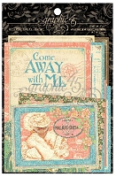 Graphic 45 - Come Away With Me Collection - 4