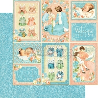 Graphic 45 - Precious Memories Collection - 12