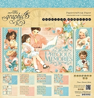 Graphic 45 - Precious Memories Collection