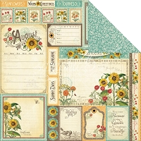 Graphic 45 - Time to Flourish Collection - 12