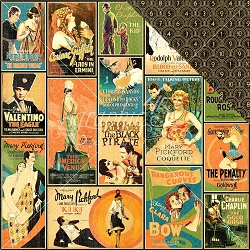 Graphic 45 - Vintage Hollywood Collection - 12