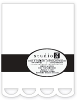 Hampton Arts - Studio G - Die Cut Cards & Envelopes pack - B