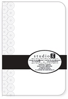 Hampton Arts - Studio G - Embossed Cards & Envelopes pack - D