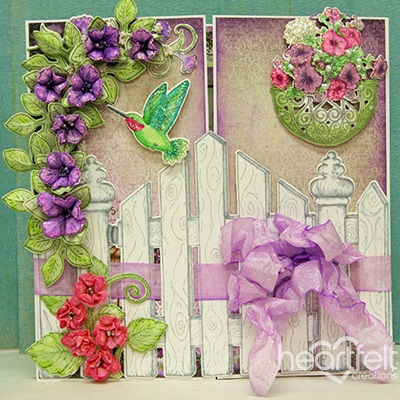 Heartfelt Creations - Classic Petunia Collection