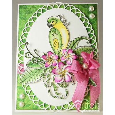 Heartfelt Creations - Tropical Paradise Collection