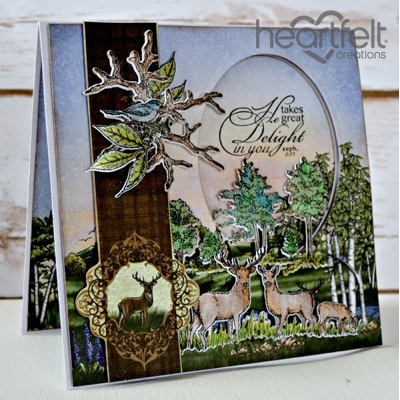 Heartfelt Creations -Woodsy Wonderland Collection