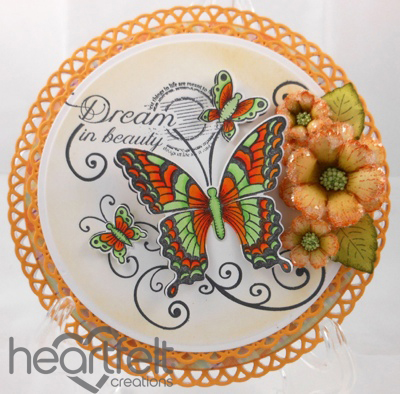 Heartfelt Creations - Butterfly Medley Collection