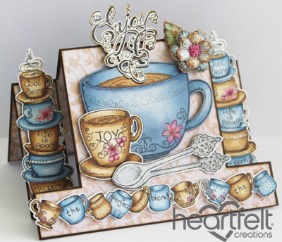 Heartfelt Creations - Coffee Talk Collection