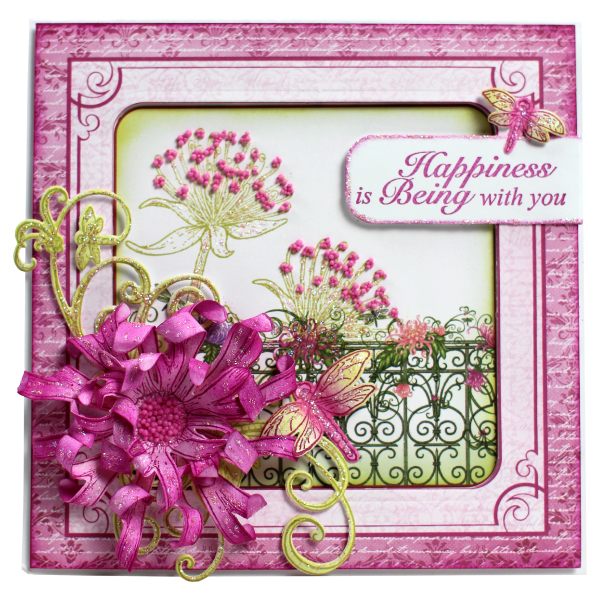 Heartfelt Creations - Enchanted Mum Collection