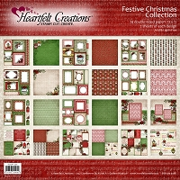 Heartfelt Creations - Festive Christmas Collection