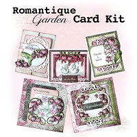 Heartfelt Creations - Romantique Garden Collection