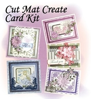 Heartfelt Creations - Cut Mat Create Collection - Card Kit (Stamps Not Included)