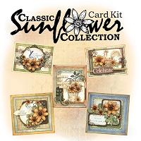 Heartfelt Creations - Classic Sunflower Collection