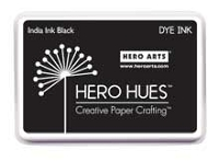 Hero Arts - Hero Hues - Dye Pad - India Ink Black