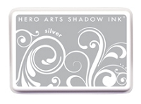 Hero Arts - Shadow Ink - Dye Pad - Silver