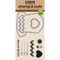 Hero Arts - Stamp & Cut - Baby