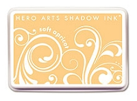 Hero Arts - Shadow Ink - Mid-Tone -  Dye Pad - Soft Apricot