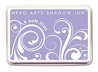 Hero Arts - Shadow Ink - Mid-Tone -  Dye Pad - Soft Lilac