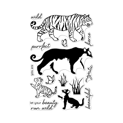 Hero Arts - Clear Stamp - Color Layering Bengal Tiger