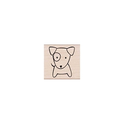 Hero Arts - Wood Mounted Rubber Stamp - Bark