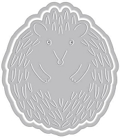 Hero Arts - Fancy Die - Paper Layering Hedgehog