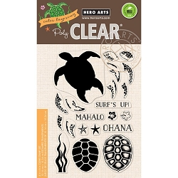 Hero Arts - Clear Stamp - Color Layering Sea Turtle