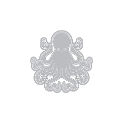 Hero Arts - Fancy Die - Paper Layering Octopus