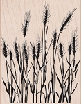 Hero Arts-Wood Mounted Rubber Stamp-Silhouette Grass