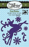 Hot off the Press - Die - Flying Reindeer