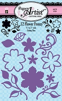 Hot Off the Press - Die - 12 Flower Frenzy