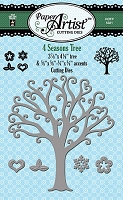 Hot off the Press - Die - 4 Seasons Tree