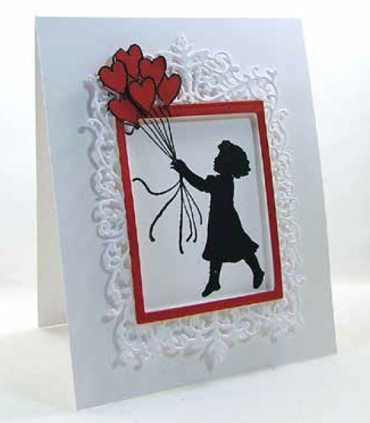 Cling Stamps by Dina Kowal