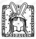 Impression Obsession - Cling Mounted Rubber Stamp - By Lindsay Ostrom - Belinda