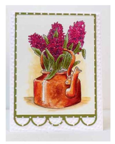 Impression Obsession - 14 new Stamps by Dina Kowal