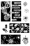 Impression Obsession Clear Stamp - Festive Days