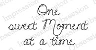 Impression Obsession - Cling Mounted Rubber Stamp - By Alesa Baker - One Sweet Moment