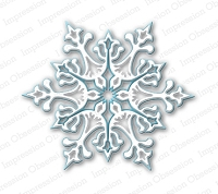 Impression Obsession - Die - Large Snowflake