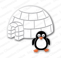 Impression Obsession - Die - Penguin & Igloo