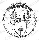 Impression Obsession - Cling Mounted Rubber Stamp - By Lindsay Ostrom - Deerie Circle