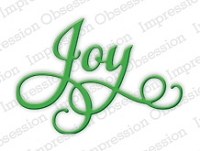 Impression Obsession - Die - Joy