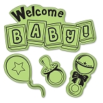 InkaClings - Welcome Baby