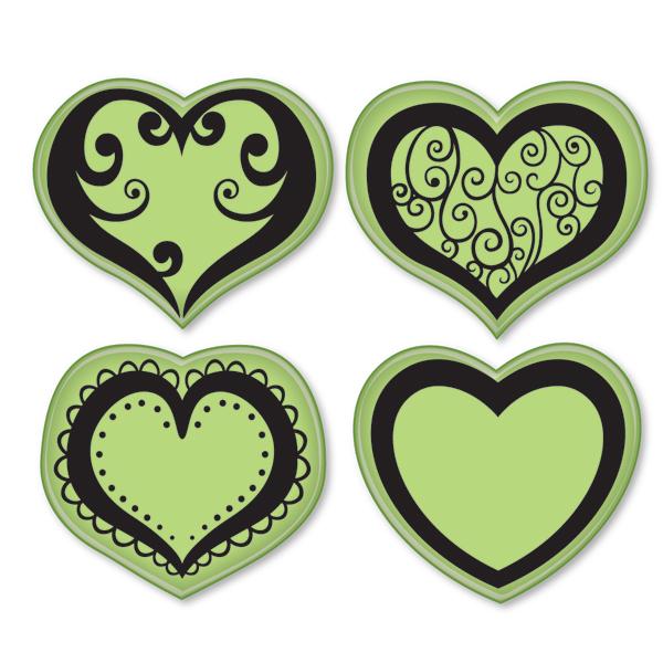 InkaClings - Hearts