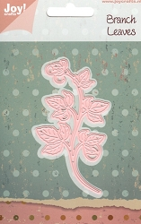 Joy Crafts - Cutting Die - Noor! Branch Leaf
