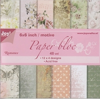 Joy Crafts - 6x6 paper pads