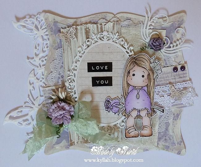 Joy crafts die butterfly edge for Joy craft flower dies
