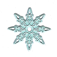 Joy! Crafts - Die - Ice Crystal #2